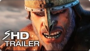 Video: BILAL: A New Breed of Hero - Official Trailer (2018) Action Adventure Animated Movie HD